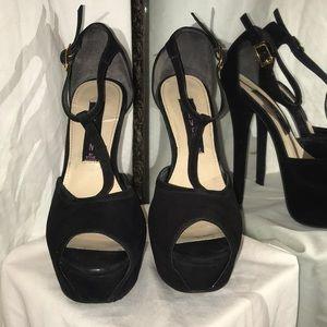 Steven by Steve Madden platform open-toed heels